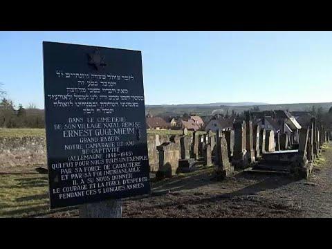 معاداة السامية تزداد في شمال فرنسا واليهود مصرّون على التعايش والبقاء…  - 18:59-2020 / 1 / 24