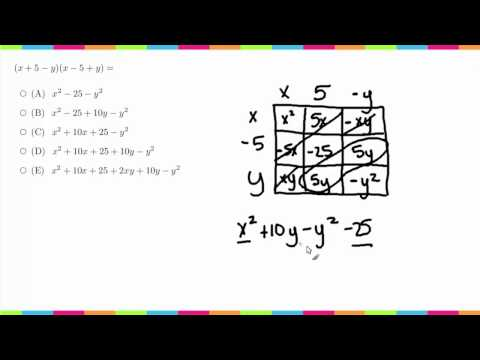 MDTP Mathematical Analysis Readiness Test (MA): Solution to #26