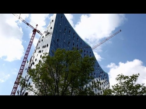 Tag der Elbphilharmonie in Hamburg