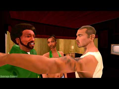 Grand Theft Auto San Andreas (Xbox One) - Mission # 33 - King In Exile - No Commentary