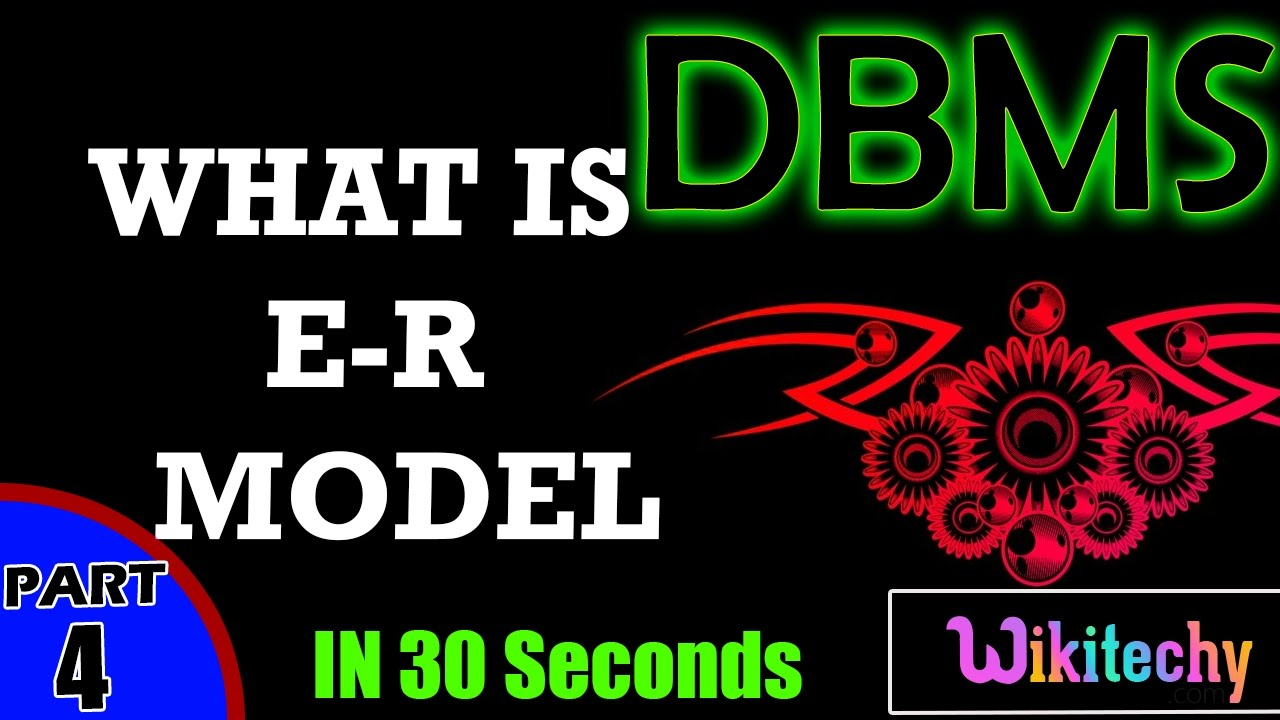 hight resolution of what is er model in dbms er model dbms interview questions and answers