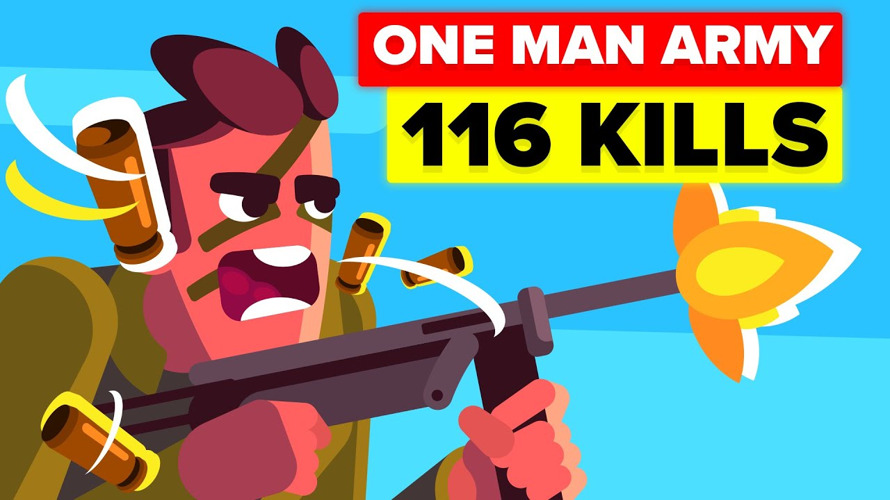 Download Most Feared Soldier - The One-Man Army with 116 Kills