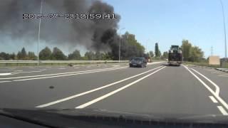 ДТП по пути из Коростеня в Киев