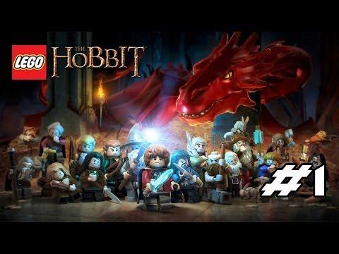 Lego Le Hobbit (Mode Histoire) #1 FR