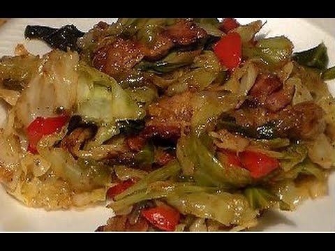 How To Make The Best Fried Cabbage