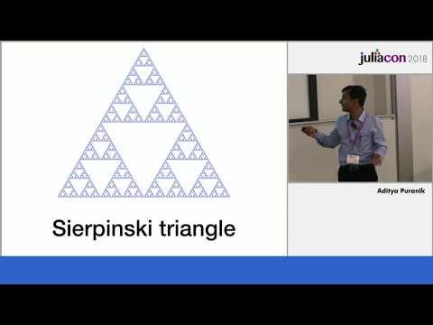 Minecraft And Julia | Aditya Puranik
