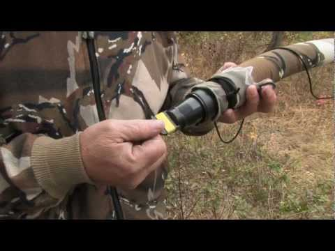 Berry Game Calls - How to Use Berry Thunder Bugle Elk Call