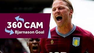 360 Goal Cam: Birkir Bjarnason