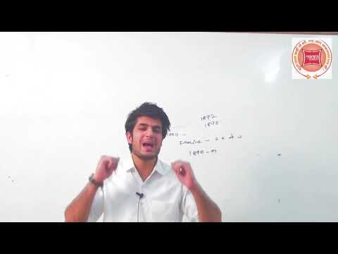 Moderates V/S Extremists - IAS/UPSC lecture in Hindi - Anuj Garg Coaching