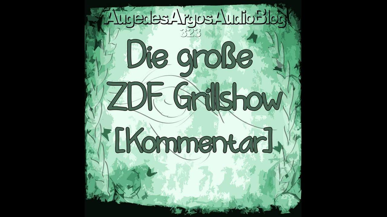 Die große ZDF Grillshow [Kommentar]
