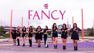 [FANCY DANCE COVER] -- TWICE -- 트와이스 [YOURS TRULY COLLAB]