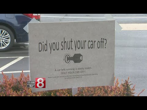 Police warn of rash of stolen cars in several CT cities and towns