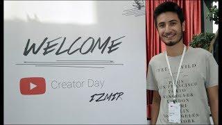 VLOG   İzmir Creator Connect Youtube Etkinliği /w Leafgaming ve Abdus Burda
