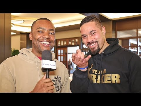 JOSEPH PARKER: Names Fighters DUCKING Him & REACTION Tyson Fury TKO Vs Deontay Wilder!