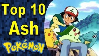 Top 10 Pokemon Owned By Ash Ketchum | @GatorEXP