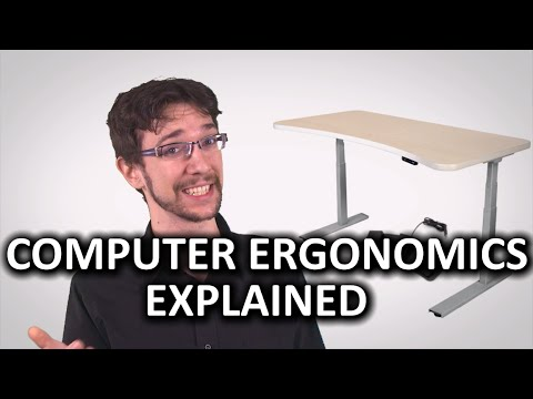 Computer Ergonomics as Fast As Possible