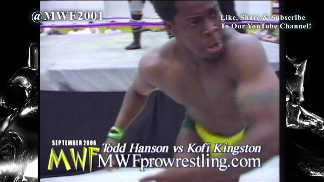 Resultado de imagem para kofi kingston chaotic wrestling