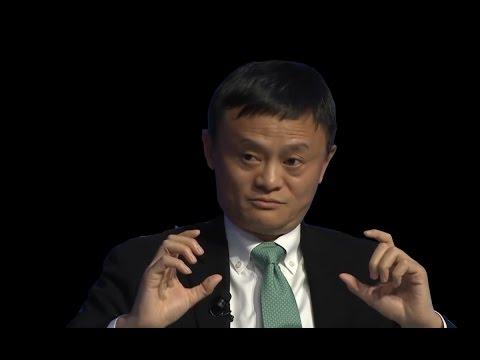 Джэк Ма. Давос 2017. (Jack Ma. Davos) на русском
