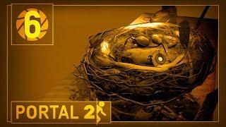Portal 2 |Part 6| ''Murdering'' Birds