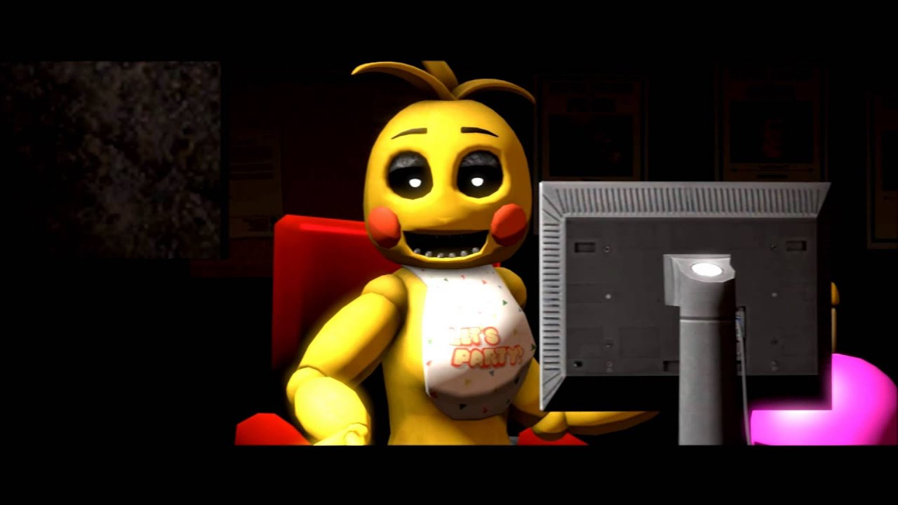 5 nights at freddys 2 toy chica voice