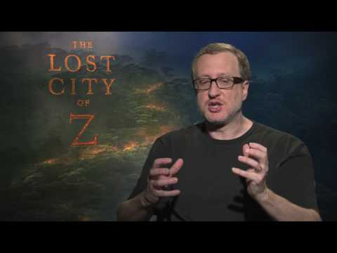 """Director James Gray Explains """"The Lost City of Z"""""""