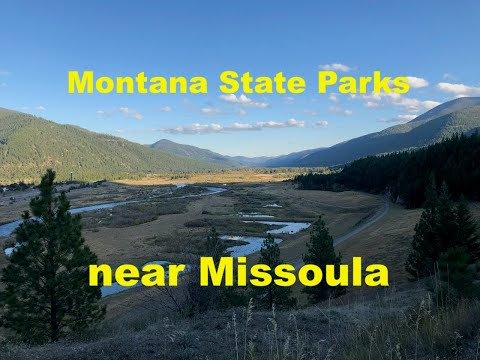 Exploring Montana:  Missoula Area State Parks
