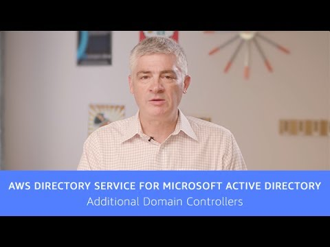 AWS Directory Service for Microsoft Active Directory Now Supports Additional Domain Controllers