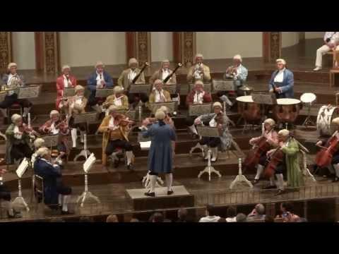 Mozart Concert in Wiener Musikverein, Vienna, Austria (Figaro)