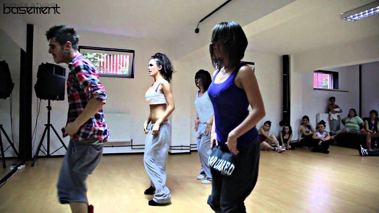 Basement Dance Studio Class