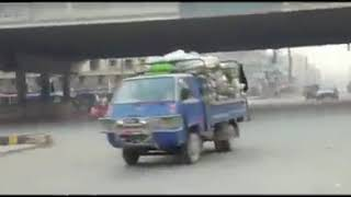 Supra Car Spotted at Karimabad, Karachi VIRAL VIDEO