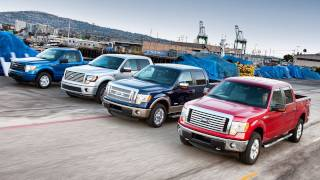 2011 Ford F-150 Full Line - First Test