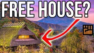 "The FREE Japanese Homes TRUTH 💲 - Vacant ""Akiya"" Houses Debunked"