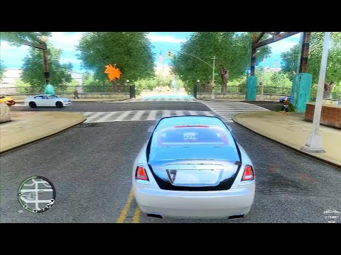 GTA IV Story Mode Real Traffic Episode 21 Ultra Realistic Next-Gen Graphics 4K! After 10 Years!