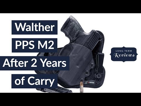 2 Year Review of Walther PPS M2