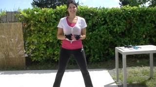 Fitness Routine à la maison: Jambes et fessiers #4