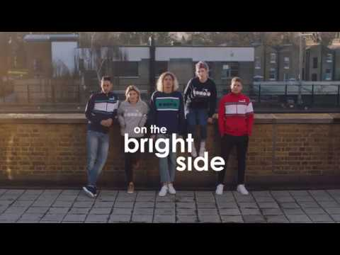 Diadora Sportswear Is #OnTheBrightSide