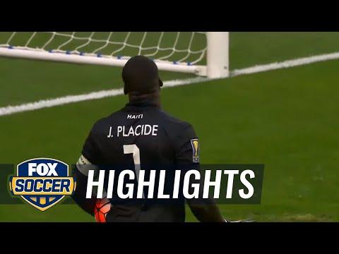 Haiti vs. Honduras - 2015 CONCACAF Gold Cup Highlights