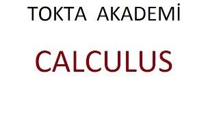 calculus dersleri - DİZİLER ve SERİLER' e GİRİŞ