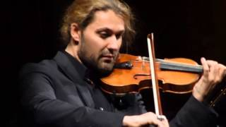 David Garrett   Albinonis Adagio in G minor