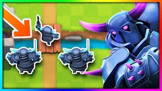 UNSTOPPABLE DOUBLE PEKKA DECK In Clash Royale!