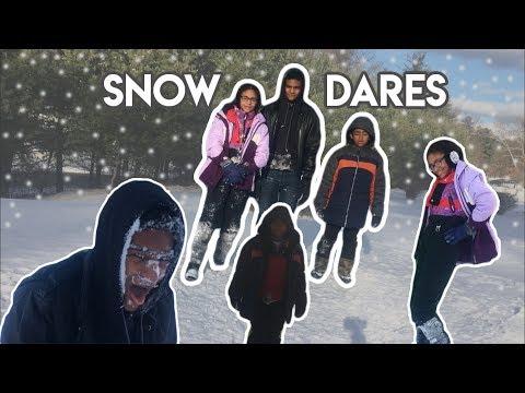 Snow Dares l C5 Crew