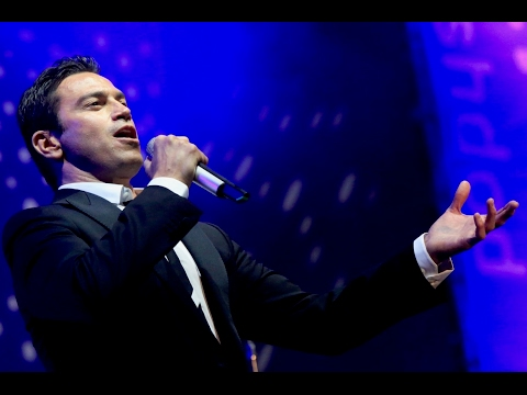 Mario Frangoulis -  Send me an Angel  (Official Live Video)