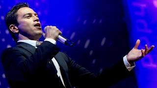 Mario Frangoulis -  Send me an Angel  (Official Live Video)