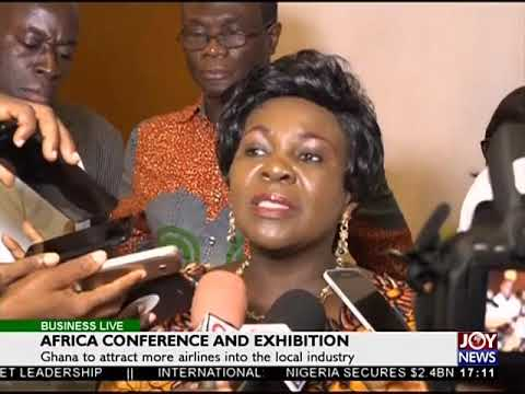 Africa Conference and Exhibition - Business Live on JoyNews (7-5-18)