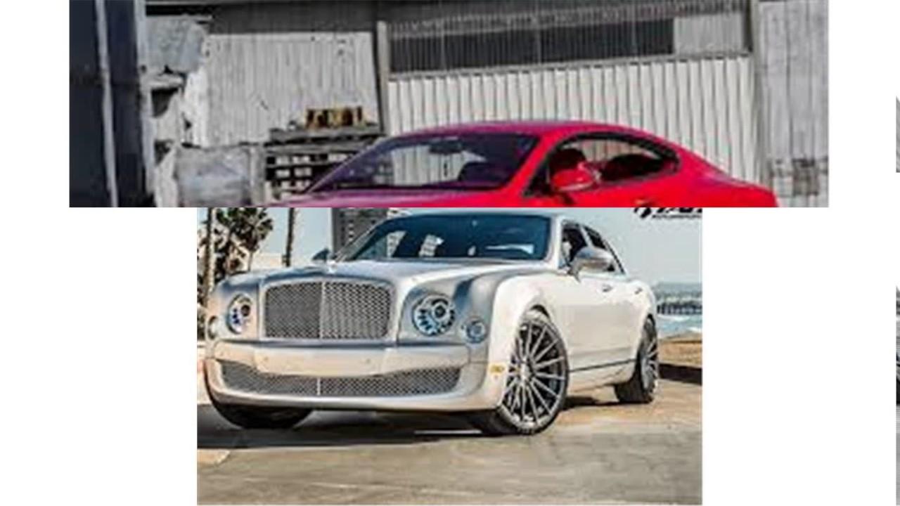 Bentley on swangas
