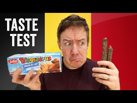 TASTING BELGIAN TREATS #2