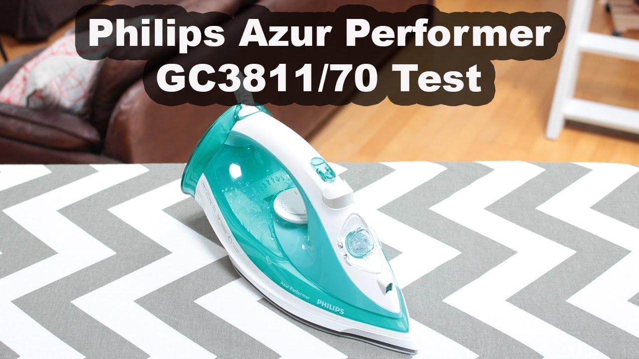 18c4a99c9a9d8a Philips Azur Performer GC3811 70 Test
