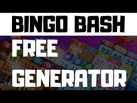 Bingo Bash Hack | Unique Free Chips & Gold Generator | 2018