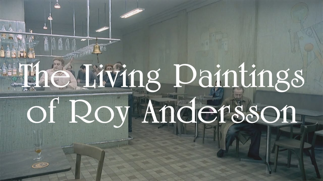 'It's Not Easy Being Human' –The Living Paintings of Roy Andersson