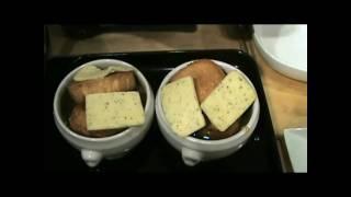 French Onion Soup Gratinée à L'oignon - How To Make Video Recipe Chef Cha Cha Dave
